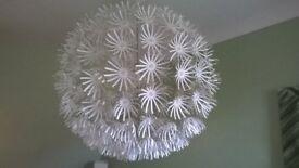 Beautiful large daisy ceiling £50.00
