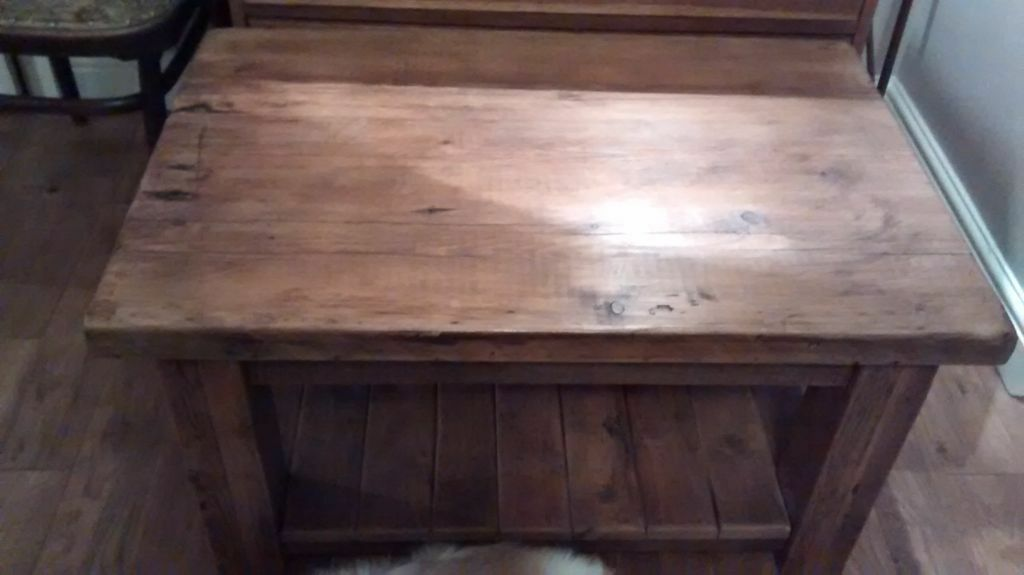 Reclaimed Wood Coffee Table In Hull East Yorkshire Gumtree