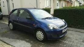 FORD FIESTA 1.2 STYLE PETROL 3 DOOR HATCHBACK