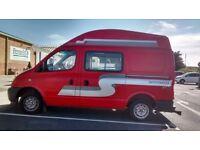 ldv maxus camper van 2006 68,000 miles diesel