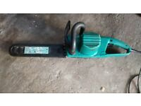 various bosch chain saw s