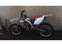 Crf250 2005 mint