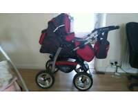Pram /stroller 3in1