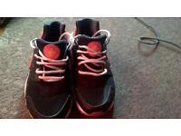 Nike Huarache size 3.5 UK