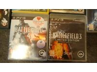 ps3 games, pc rom and dvds