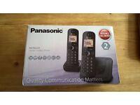 Panasonic Digital Cordless Phone - Brand New in Original Box & Packaging
