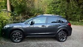 Subaru XV 2.0 TD SE 4x4 5dr Symmetrical AWD, Leather seats