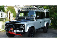 Land Rover Defender 110 Double Cab TD5 XS - Total Revamp, Stunning Spec