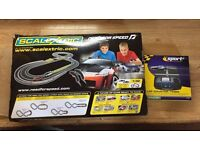 Scalextric Need for Speed and Lap Counter