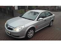 vauxhall vectra 12 months MOT , 2 owners , 2 keys , HPI clear