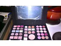 Makeup set in box
