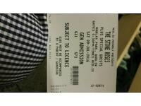 Stone Roses Tickets Marlay Park, Dublin 9th July