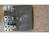 Logitech G25 pedals