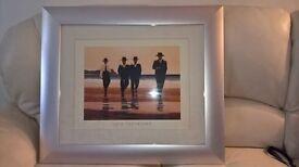 Jack Vetriano framed print of The Billy Boys