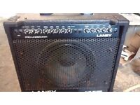 laney pro linebacker guitar amplifier