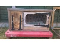 Rabbit Hutch Accessories