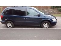7 SEATER CHRYSLER VOYAGER LX 2004 MODEL LOVELY RUNNER