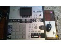 Roland MV8800 Production Studio