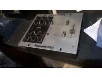 Numark M101 mixer (£80 new) excellent central London bargain