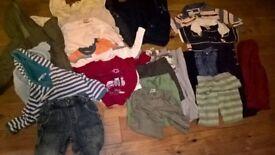 Baby Boy 9-12 Month bundle of clothes