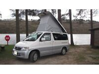 Mazda Bongo fully converted to a campervan with autofreetop - 2.5 4x4 Turbo Diesel
