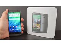 box sealed Factory Unlocked HTC One M8 16GB Android Phone