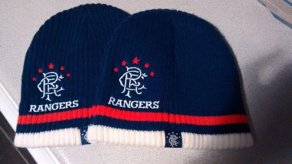 3 Men s Rangers hats   1 Rangers scarf (Steven Gerrard) all NEW  6ae1ca9b92a8