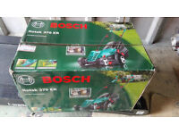 New Bosch Rotak 370 ER Lawnmower