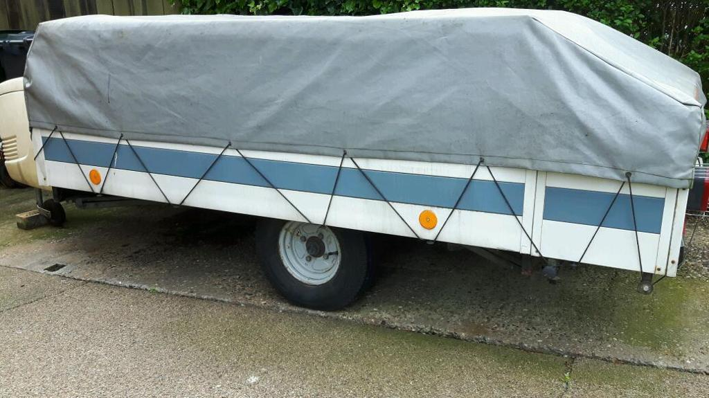 Trigano Chantilly Gl Trailer Tent In Carlton