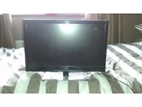 Alba 19inch HD ready digital LED TV with built in DVD Player