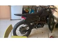 150cc motorbike for sale or swaps
