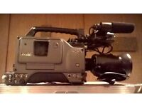 Sony dsr 300p DV Cam recorder