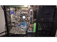 Gaming pc GTX 1050 ti mini
