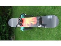 Snowboard, Hammer MFG 165cm - Collection from Kenilworth