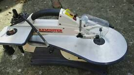 Axminster Scroll Saw