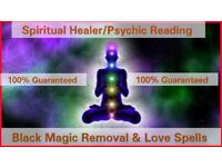 SPIRITUAL HEALER 100% GUARANTEED