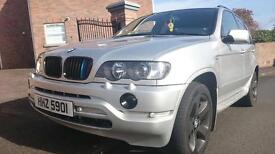 4.4v8 sport x5 BMW easy to run lpg system fitted
