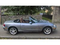 Mazda MX-5 Covertible 1.6 2002 (02)**Full Years MOT**Sports Convertible for ONLY £1295
