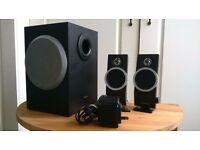 PC mulitimedia speaker system for PC by Creative inspire T3100