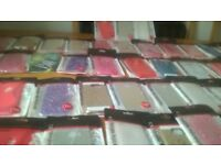 joblot of all new phone covers for iphones and samsung s6 and s7 all new