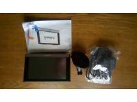 Garmin 2517 GPS navigation kit,lifetime maps.