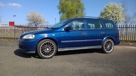 Vauxhall Astra Envoy Cdti 16v; 10 month MOT, Great Workhorse comes with a tow bar, Just in stock.