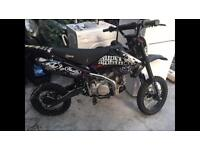 Super Stomp 140 Pit Bike