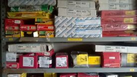Classic Ford Brake discs,Pads,Shoes hundreds available new /old stock
