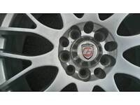 Alloy wheels *now sold*