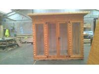 solar summerhouse