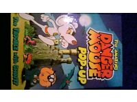 dangermouse st michael pop up book ex condition.