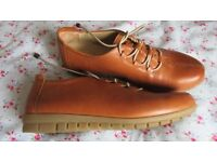 Ladies Flat shoe from Pavers size 38 (uk5)