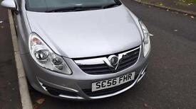 Vauxhall Corsa 1.3 diesel.