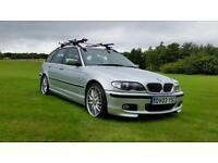 BMW 320i m-sport.. offers/swap for van.